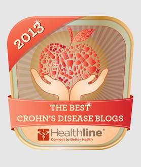 Healthline Best Crohn's Disease Blogs 2013