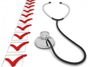 Stethoscope-and-Checklist